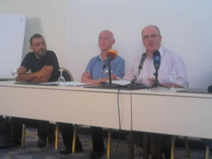 ندوة صحفية بالعاصمة للاستماع لمطالب معتصمي تنسيقية دوز