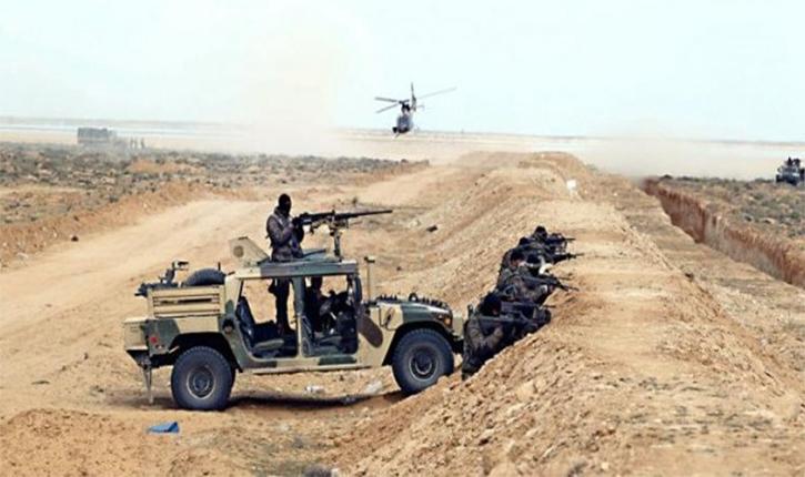 الجيش الوطني يعزز انتشاره في المناطق الحدودية والمرتفعات الغربية