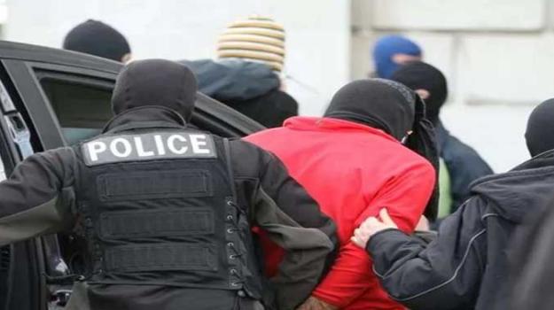 القبض على 6 عناصر من خلايا الدعم لكتيبة أجناد الخلافة الإرهابية