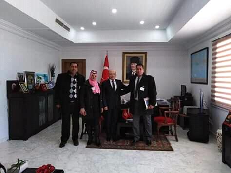 زيارة مرتقبة للسفير التركي لمنطقة جمنة
