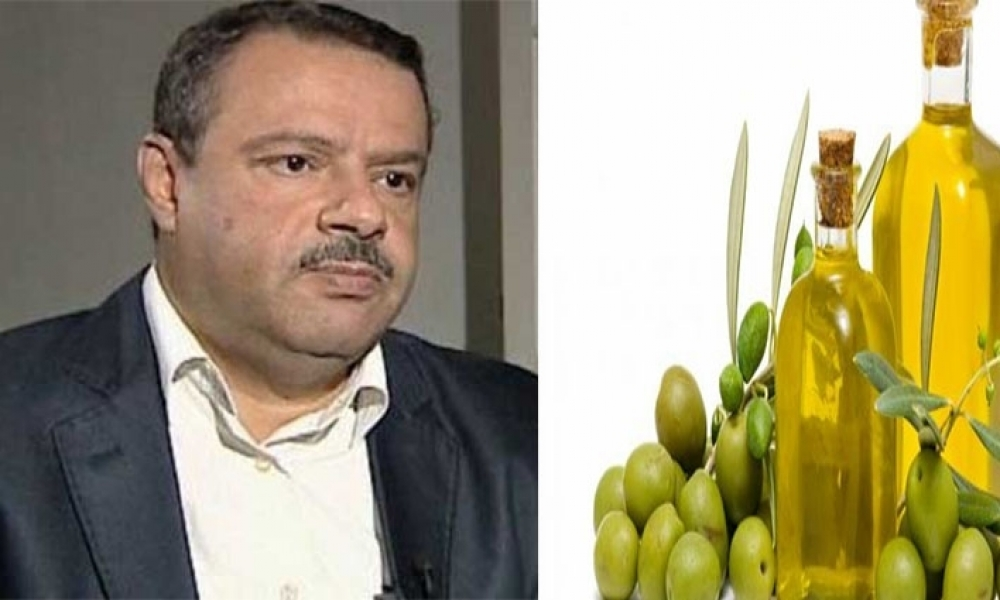 """وزير الفلاحة: """"ديوان الزيت على استعداد لاقتناء 30 ألف طن من زيت الزيتون"""""""