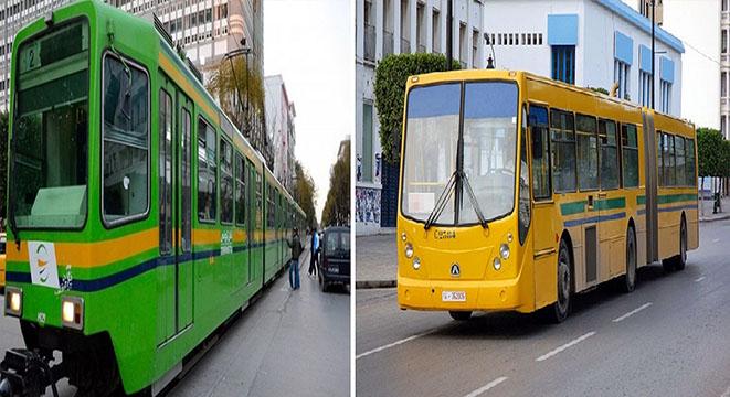 اتفاق على استئناف حركة الحافلات و المترو اليوم السبت