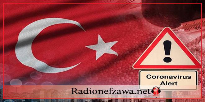 تركيا تسجل ثاني اصابة بالكورونا