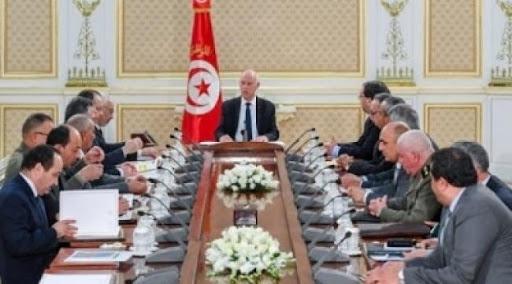أهم ما جاء في كلمة رئيس الجمهورية في مستهل اجتماع مجلس الأمن القومي.