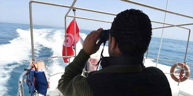 وزارة الدفاع: تواصل عملية البحث عن مهاجرين غير نظاميين مفقودين قبالة سواحل صفاقس