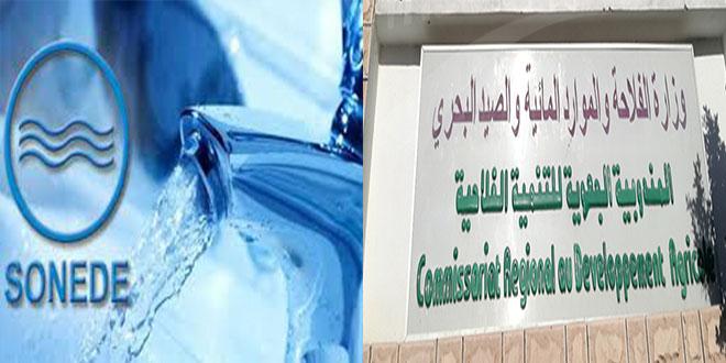 الانقطاع المتكرر للمياه بقبلي:  الاشكاليات و الحلول …