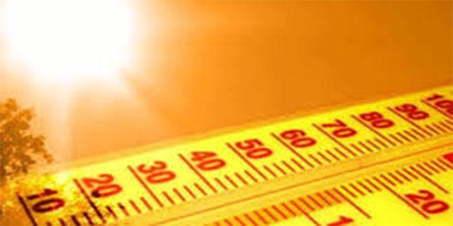 تواصل ارتفاع درجات الحرارة مع ظهور الشهيلي