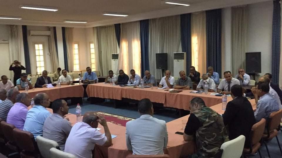 قبلي:جلسة صلحية بين أهالي طنبار والمنشية والتوصل الى اتفاق