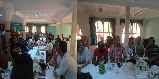 اجتماع تأسيسي لرابطة 2 للكيك بوكسينغ بالجنوب (صور)