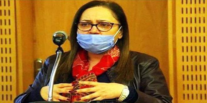 بن عليّة: الاجراءات التي تم اتخاذها مؤخرا للحد من انتشار العدوى ستعطي أُُُكلها في غضون الأسبوعين المقبلين .