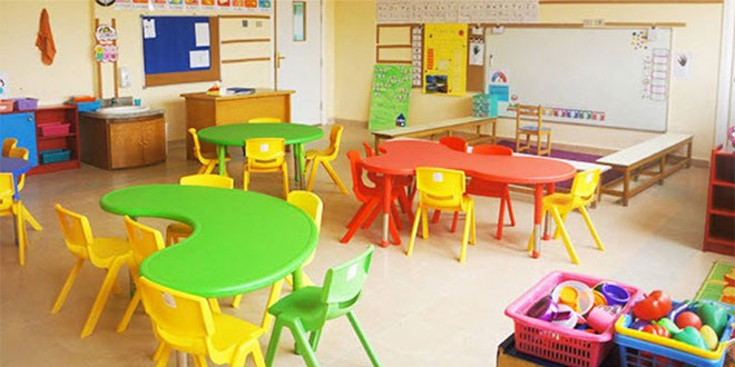 تواصل عمل مؤسسات الطفولة العمومية و الخاصة بصفة عادية