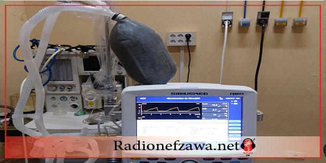 قبلي: طبيب يمضي صكّا بـ 180 الف دينار لشراء ثلاثة آلات تنفس اصطناعي لفائدة المستشفى الجهوي و زملائه يستنجدون ..(صور)