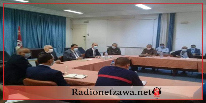 قبلي: انطلاق جلسة اللجنة الجهوية لمجابهة فيروس «كورونا» في انتظار أهم مخرجاتها