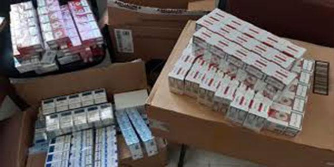 قبلي: حجز 20 الف علبة سجائر بمقدار 150 الف دينار