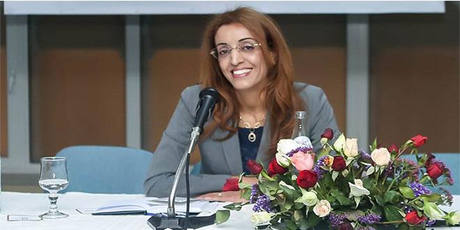 القاضية ابنة قبلي عائشة بنبلحسن : اول امراة تونسية عربية تتقلد المنصب الشرفي في المنظمة الدولية للأجهزة العليا للرقابة