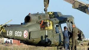 رمادة: سقوط طائرة عسكرية ووفاة قائدها