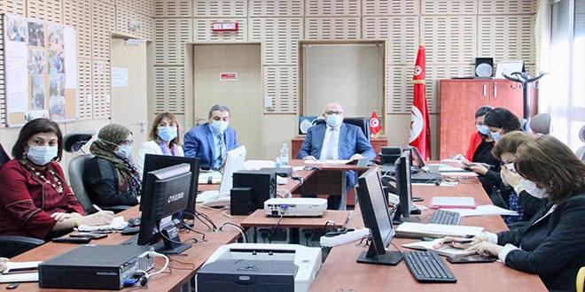 وزارة الصحة: اجتماع افتراضي حول تحيين الخطّة الوطنيّة لمجابهة جائحة كورونا