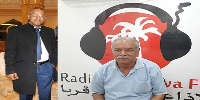 جمعية نفزاوة للعسكريين المتقاعدين بقبلي : تُكرّم الدكتور النوري و رئيس فرع رابطة حقوق الانسان طاهر الطاهري