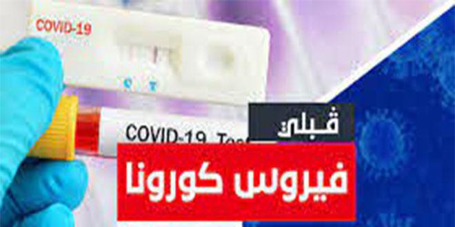 قبلي : تسجيل ل38 حالة ايجابية جديدة بفيروس كورونا .