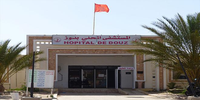 الهيئة المحلية للهلال الاحمر بدوز: حملة مشتركة مع جمعية الاعلاميين الهواة بدوز و القاطنين بالخارج لدعم المستشفى المحلي.