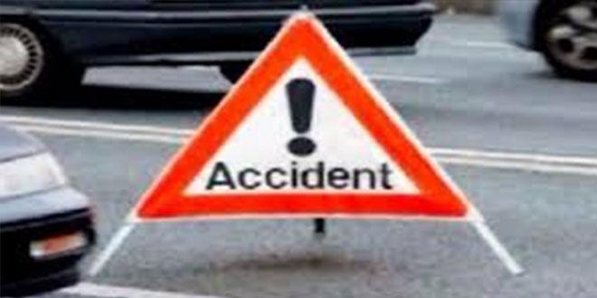 حادث مرور يودي بحياة شاب اصيل الجهة على عين المكان .
