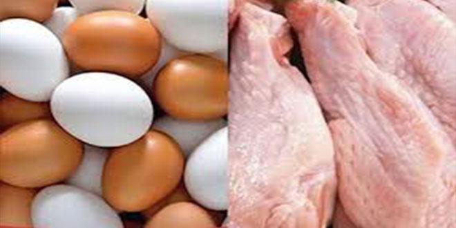 الترفيع في أسعار الدّجاج و البيض.
