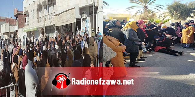ممثل تنسيقية البستنة يروي تفاصيل الإعتداء على المحتجين و اتحاد الشغل يندّد بالاستعمال المفرط للقوة .