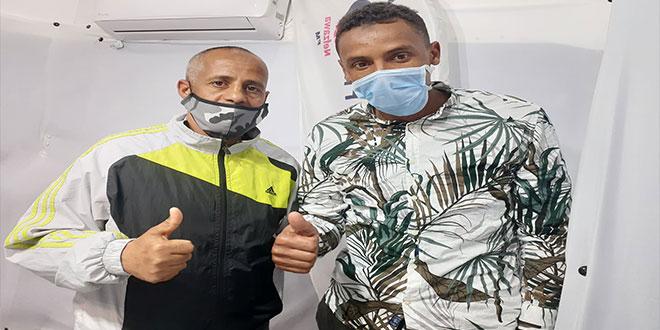 الناطق الرسمي بإسم المارطون الهادي بن خالد و الرحالة الليبي عبد السلام البصيري :ضيفا اذاعة نفزاوة