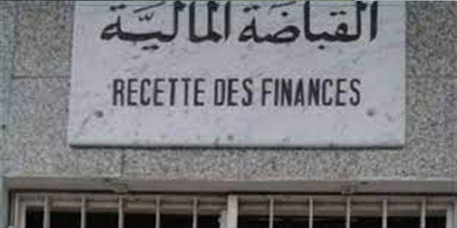 قبلي: غلق القباضة المالية (مكتب اول) قبلي
