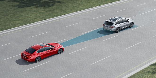 قرار جديد يضبط مسافة الأمان بين العربات